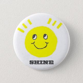 Shine On 2 Inch Round Button