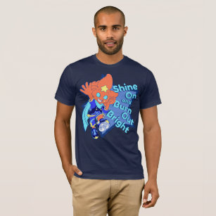 Shine On and Burn Out Bright T-Shirt