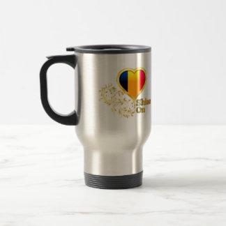 Shine On Chad Travel Mug