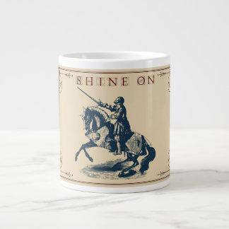 Shine On, Knight, Jumbo Mug