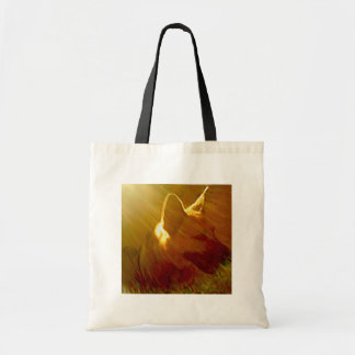 Shine On Me German Shepherd #1 Tote Bag