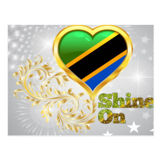 Shine On Tanzania Postcard