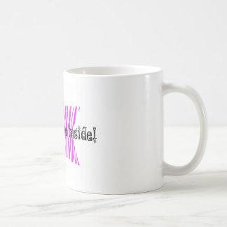 Shine On The Inside Classic White Coffee Mug