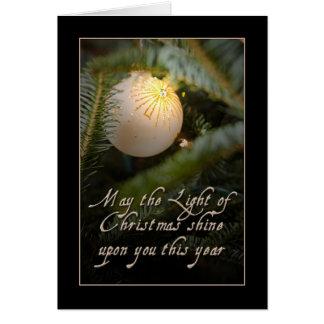 Shine on You Card