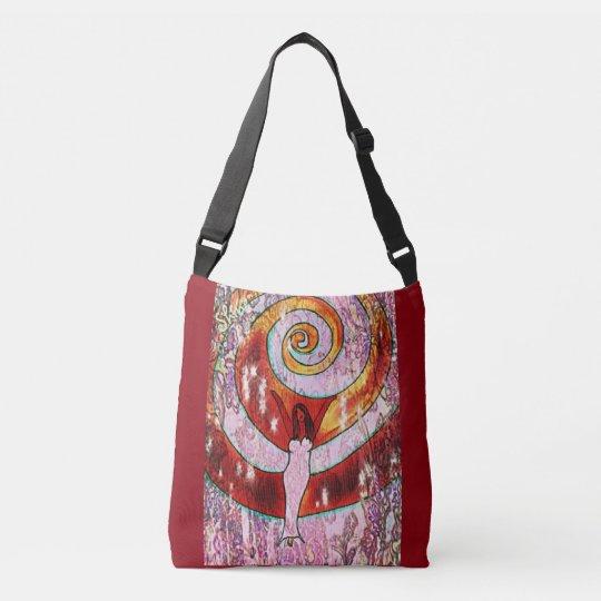 Shine Over the shoulder totebag/ purse Crossbody Bag