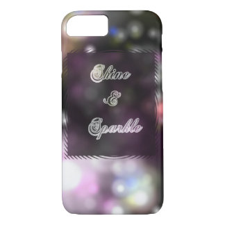 Shine&sparkle iPhone 7 Case