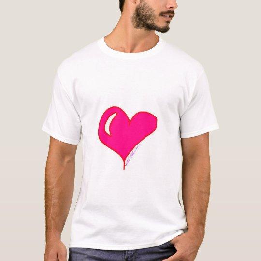 Shiney Heart T-Shirt