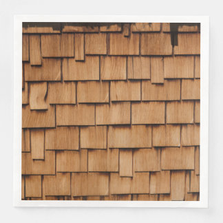 SHINGLE WALL PAPER DINNER NAPKIN