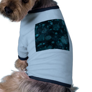 shining and shimmering, green dog clothes