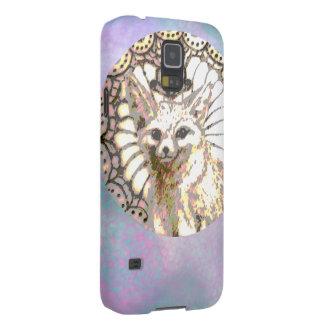 Shining Desert Fox Case For Galaxy S5