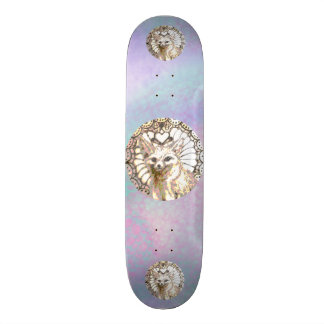 Shining Desert Fox Skateboard Decks