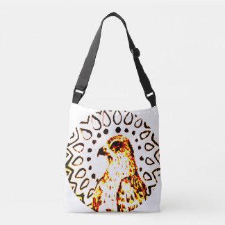Shining Hawk Crossbody Bag