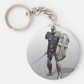 Shining Knight Keychain