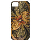 Shining Leaves Fractal Art iPhone 5 Case
