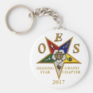 Shining Star Grand Chapter 2017 Keychain