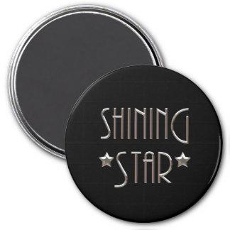 Shining Star Fridge Magnet