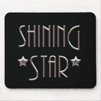 Shining Star Mouse Pad