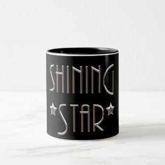 Shining Star Two-Tone Mug