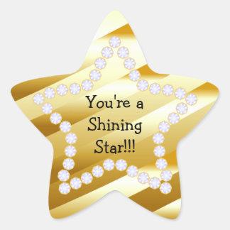 Shining Star Rev2 Star Sticker
