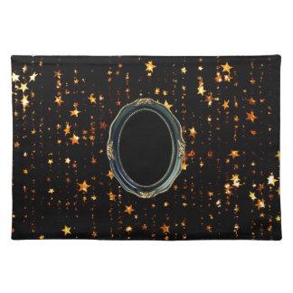 shining stars placemat