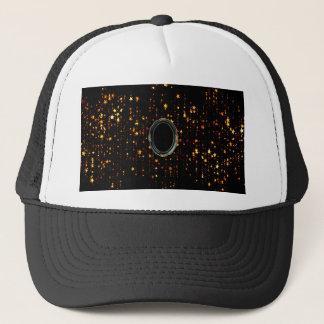 shining stars trucker hat