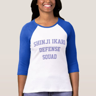 Shinji Ikari Defense Squad T-Shirt