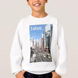 Shinjuku district in Tokyo, Japan Sweatshirt