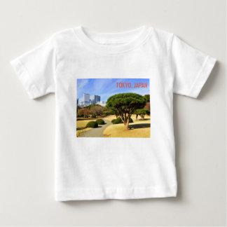 Shinjuku Gyoen National Garden in Tokyo, Japan Baby T-Shirt