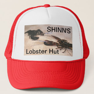 Shinn's Lobster Hut Trucker Hat