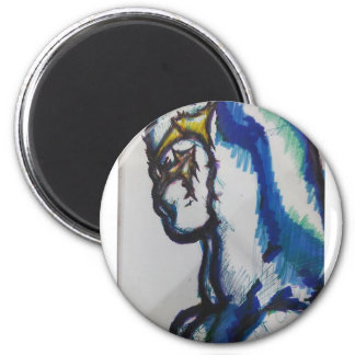 Shinobi Nobungana Jubuki 2 Inch Round Magnet