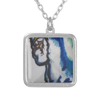 Shinobi Nobungana Jubuki Silver Plated Necklace