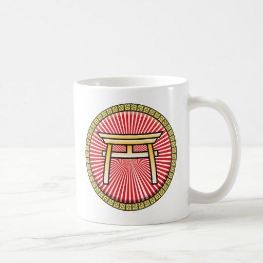 Shintoism Icon Coffee Mug