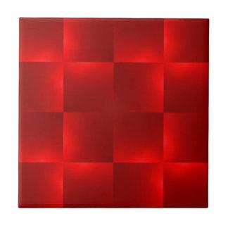 shiny checks red tiles