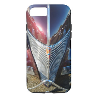 Shiny Chrome Grille of Chevrolet Hot Rod iPhone 7 Case