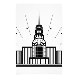 Shiny City Stationery