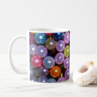 Shiny Colorful Beads Coffee Mug