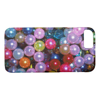 Shiny Colorful Beads iPhone 8/7 Case