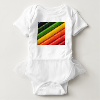 shiny colors baby bodysuit