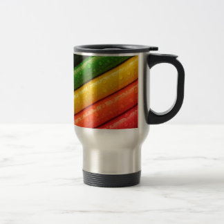 shiny colors travel mug