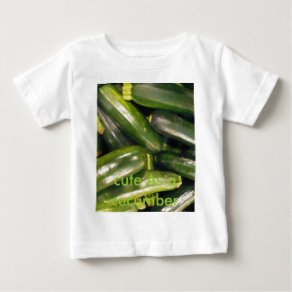 shiny cucumbers baby T-Shirt