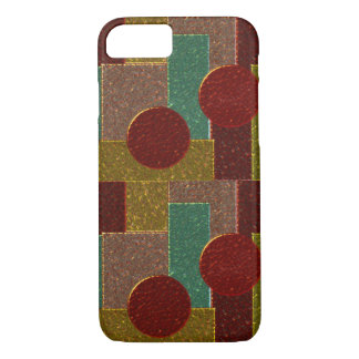 Shiny Emalie pattern iPhone 7 Case