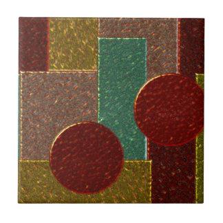 Shiny Emalie pattern Tile