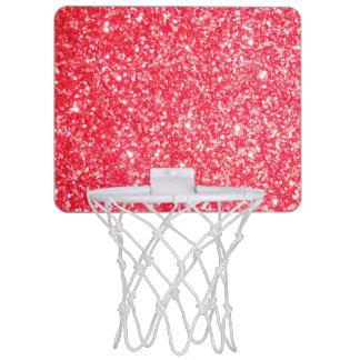 Shiny Glitter Sparkley Mini Basketball Hoop
