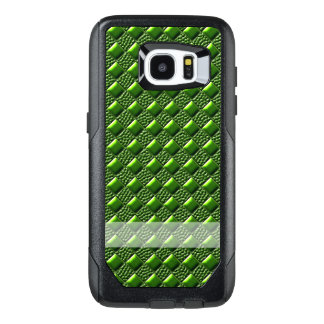 Shiny Green OtterBox Samsung Galaxy S7 Edge Case