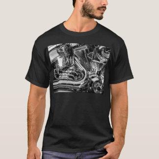 Shiny motorbike engine T-Shirt