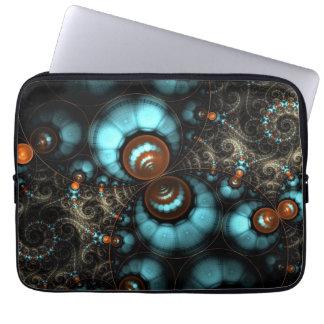 Shiny Shapes Laptop Sleeve