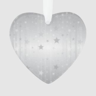 Shiny Silver Stars
