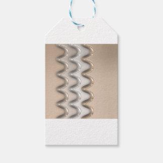 Shiny Waves Gift Tags
