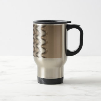 Shiny Waves Travel Mug