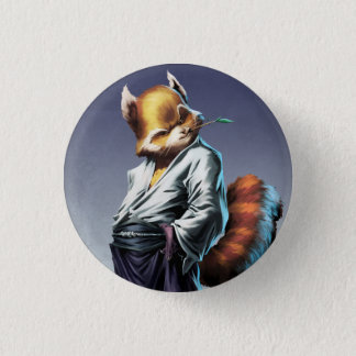 Shinyuu 1 Inch Round Button